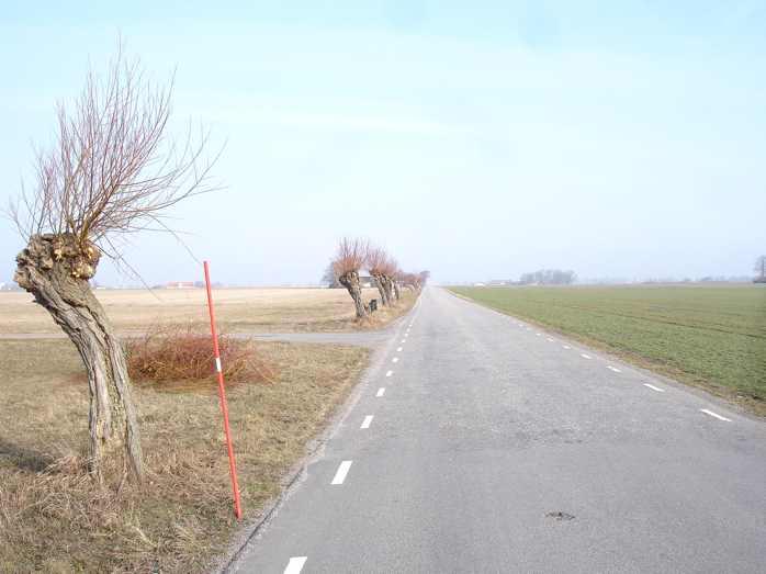 Mellan Trelleborg och Eslöv - Väg 108