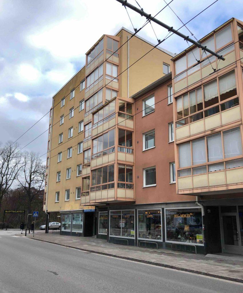 energideklaration Bostadsrätt Landskrona